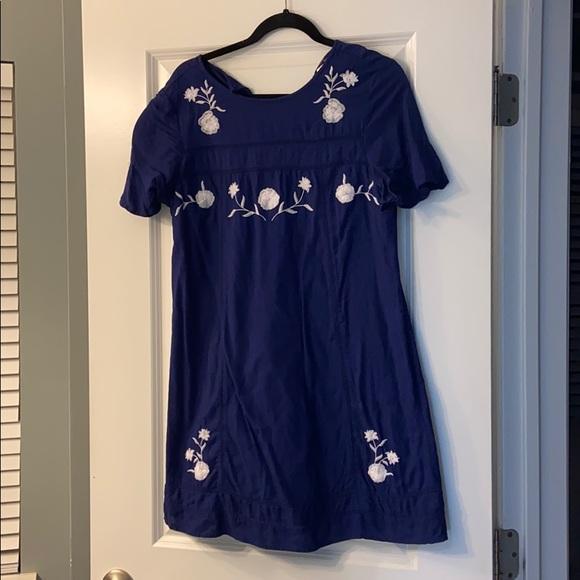 Francesca's Short Sleeve Dress